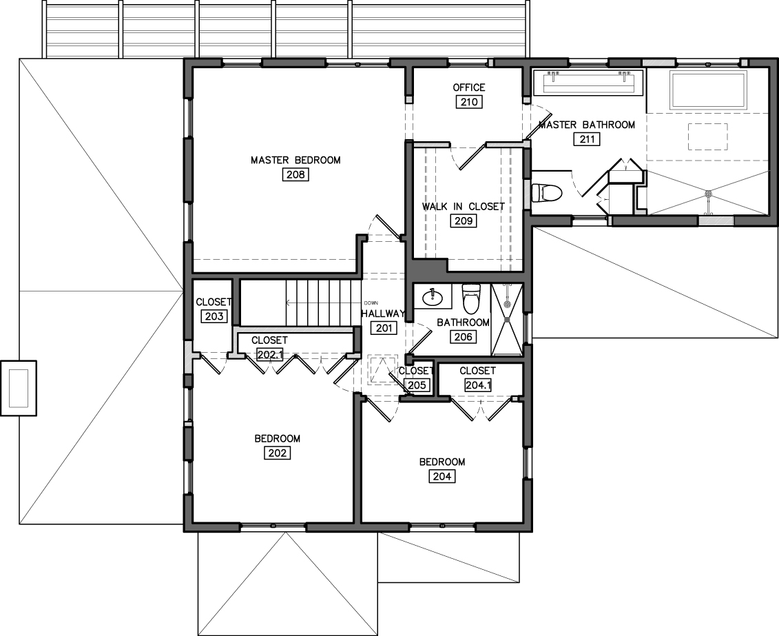 Second Floor Floor Plans 25 best ideas about second story addition on pinterest house additions ranch house additions and second story 2nd Floor Proposed Floor Plan 1